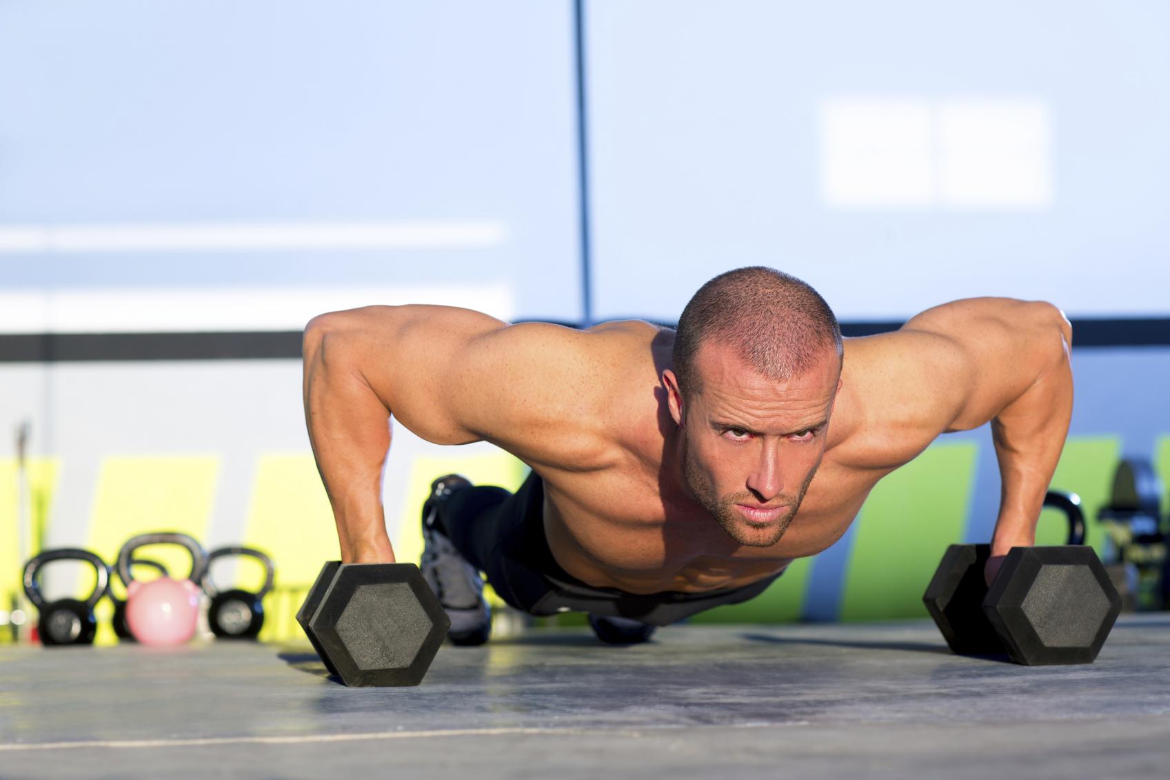 5 Fat Burning Body Weight Exercises