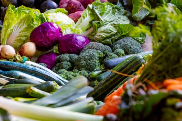 Healthy Recipe – Roasted Vegetable Bowl