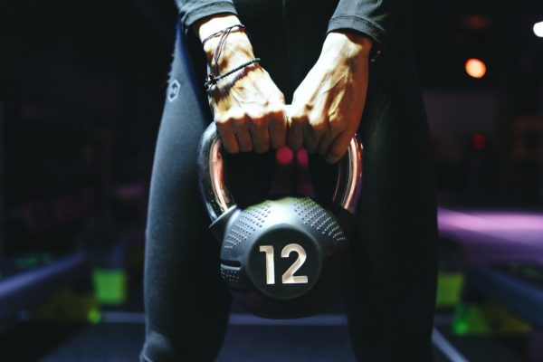 Lions & Tigers & Kettlebells, oh my!