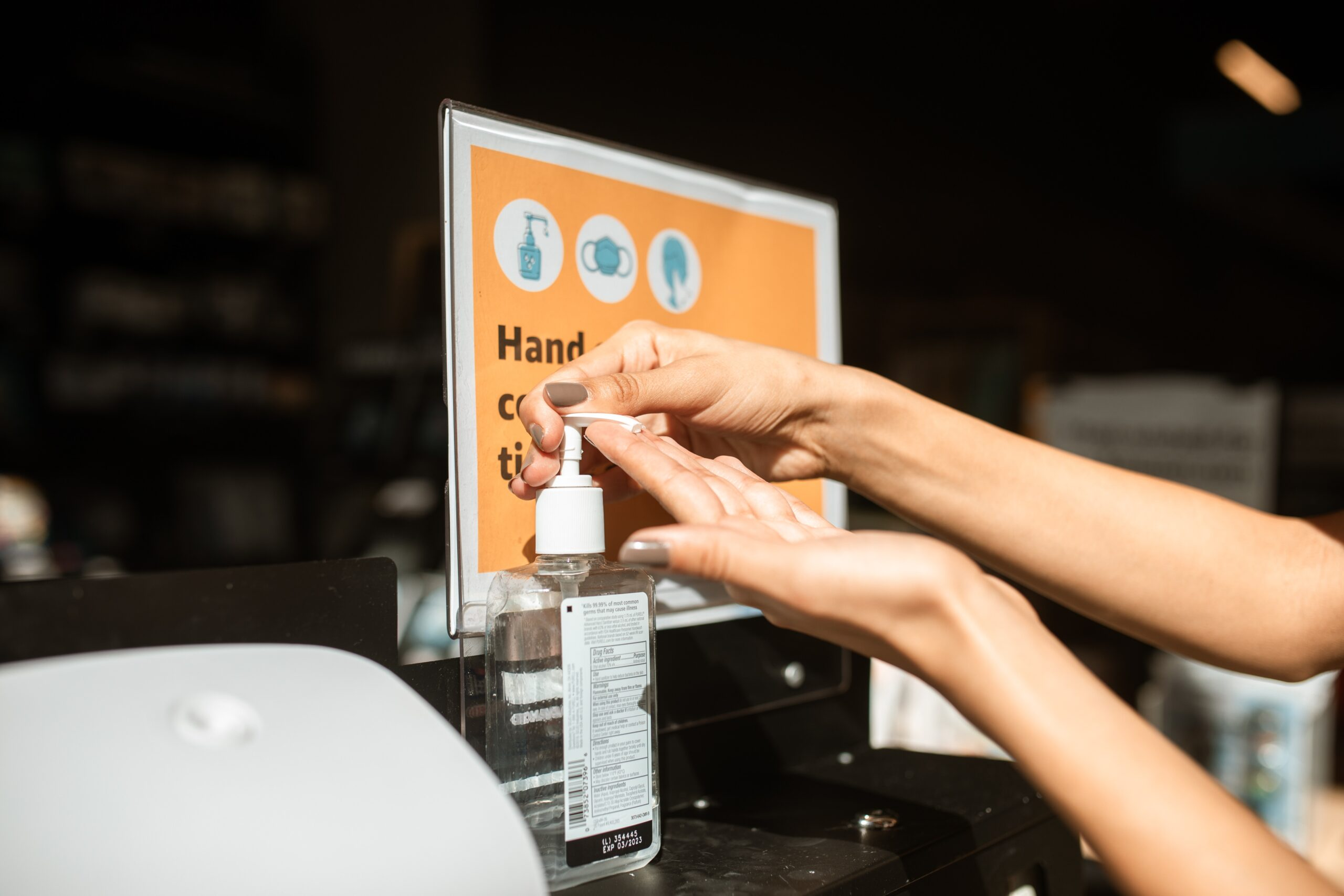 The Negative Impacts of Hand Sanitizer and Handwashing; and What to do About it