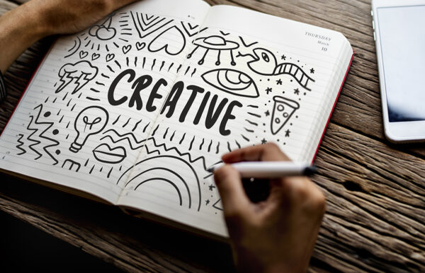 The Mental Health Benefits of Doodling