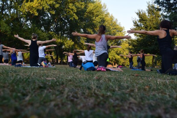 September is Yoga Awareness Month!