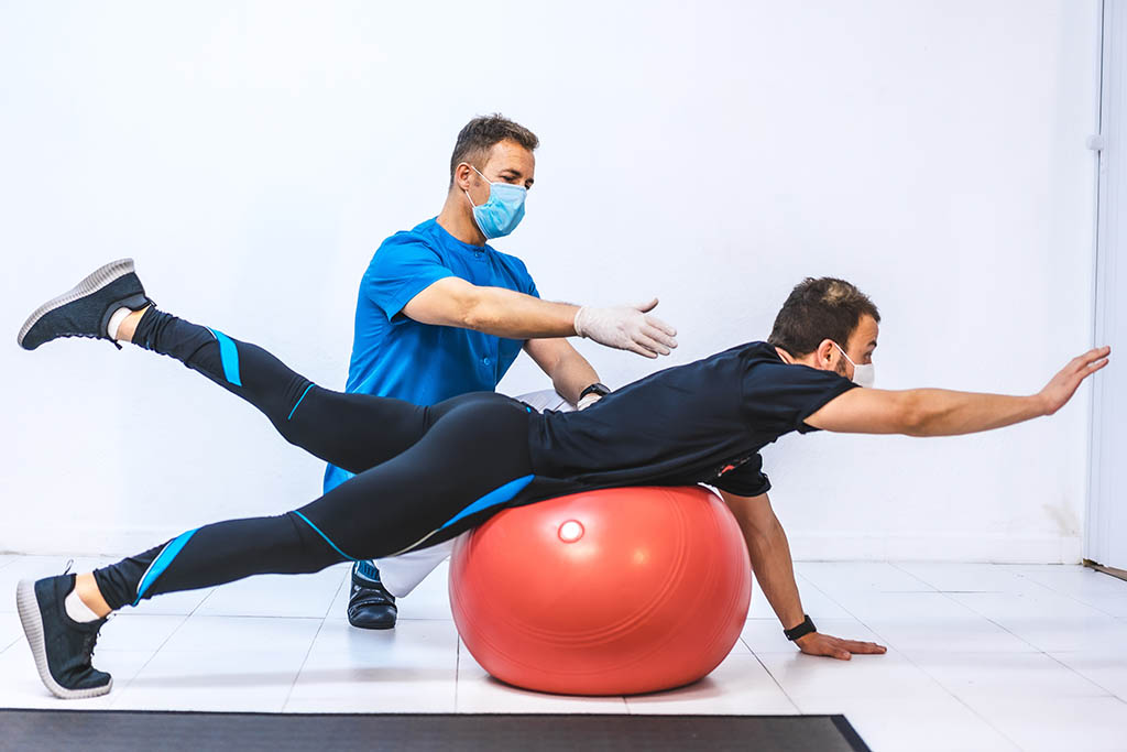 Physical Therapy - COVID